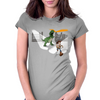 Rex's Rage Womens Fitted T-Shirt