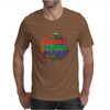 RGB Mars Mens T-Shirt