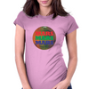 RGB Mars Womens Fitted T-Shirt