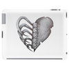 Rib Cage Heart Tablet (horizontal)