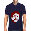 Richard Pryor Face Mens Polo