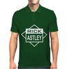Rick Astley Retro Mens Polo