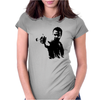 Rick Grimes Womens Fitted T-Shirt