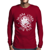 Rick Riggity Wrecked Mens Long Sleeve T-Shirt