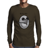 Ricky Rat transparent background Mens Long Sleeve T-Shirt