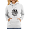 Ricky Rat transparent background Womens Hoodie