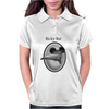 Ricky Rat transparent background Womens Polo
