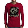 Ride Back Home Mens Long Sleeve T-Shirt