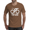 Ride Like The Wind White Mens T-Shirt