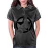 Riding Atom Bomb! Womens Polo