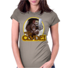 Right Turn Clyde! Womens Fitted T-Shirt