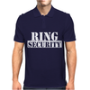 Ring Security Mens Polo