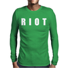 RIOT Mens Long Sleeve T-Shirt