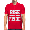 Rise With Pride Mens Polo