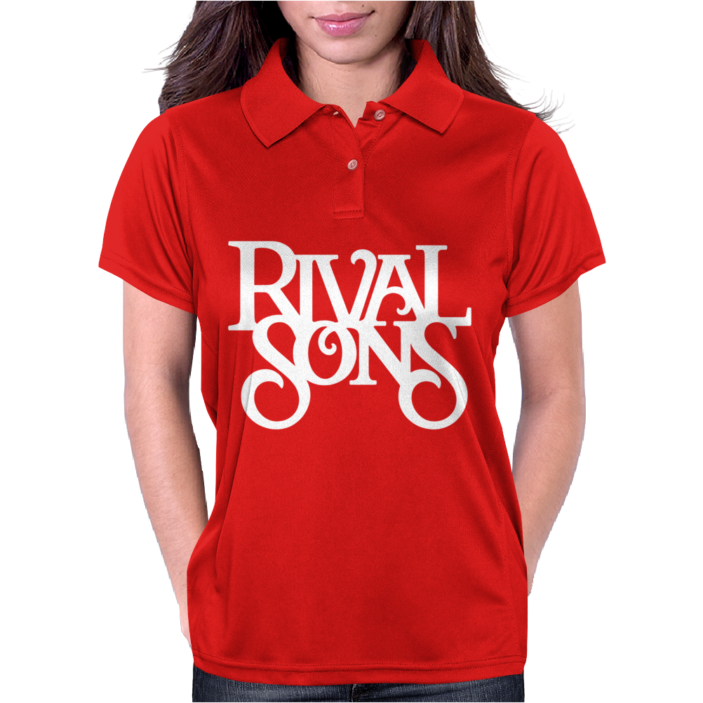RIVAL SONS Womens Polo