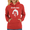 RIVELINO BRAZIL 70s FOOTBALL WORLD CUP LEGEND RETRO Womens Hoodie