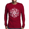 RLTW Bicycle Circle Kaleidospoke Mens Long Sleeve T-Shirt