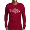 RLTW Eco Fish Bike Mens Long Sleeve T-Shirt