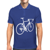 Road Bike Mens Polo