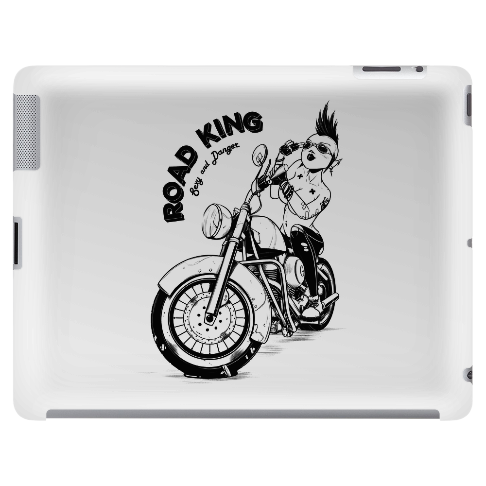Road King Tablet (horizontal)