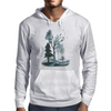Roads of Autumn Mens Hoodie