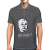 Rob Ford Got Crack Funny Political Mens Polo