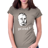 Rob Ford Got Crack Funny Political Womens Fitted T-Shirt