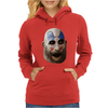 Rob Zombie Horror Movie Scary Captain Spaulding Womens Hoodie