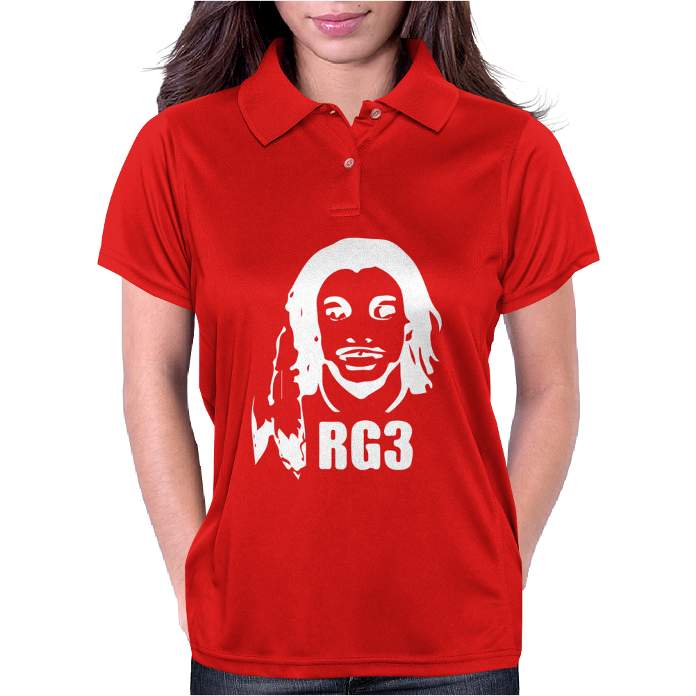 Robert Griffin III RG3 Womens Polo