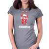 Roberto Firmino Liverpool Womens Fitted T-Shirt