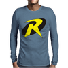 Robin Batman Mens Long Sleeve T-Shirt