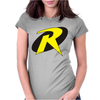 Robin Batman Womens Fitted T-Shirt