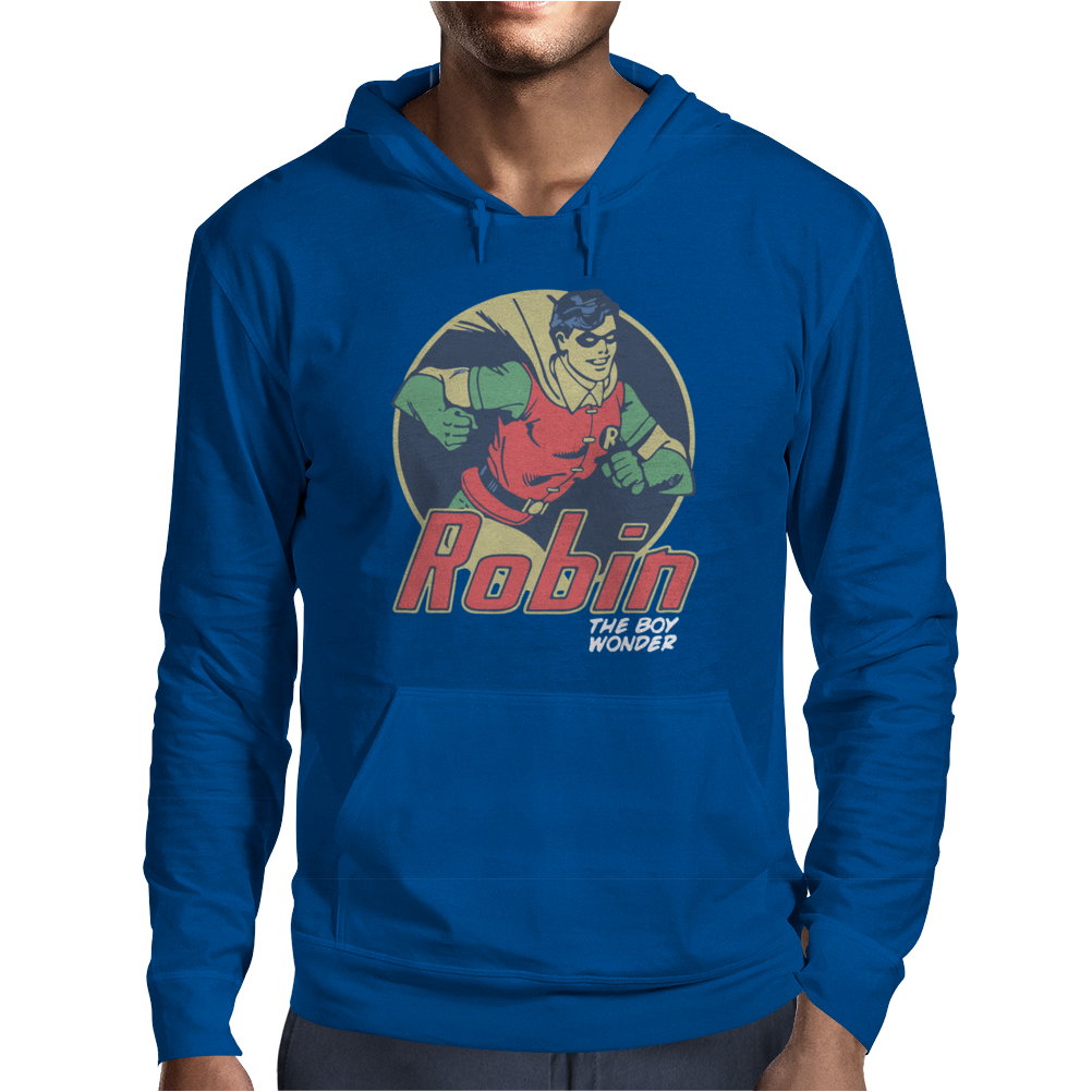 Robin The Boy Wonder Mens Hoodie