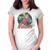 Robin The Boy Wonder Womens Fitted T-Shirt