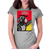 Robot Order Womens Fitted T-Shirt