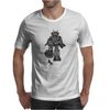 Robot Smashing Mens T-Shirt