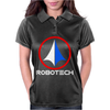 Robotech Anime Womens Polo