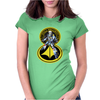 Robotech Skull Leader VF-1S Womens Fitted T-Shirt