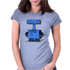 Robotik Womens Fitted T-Shirt