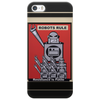 Robots Rule  cell Phone Case