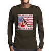 Rock and Roll- WIB Mens Long Sleeve T-Shirt