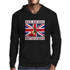 Rock and Roll- Written In Blood Mens Hoodie
