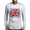 Rock and Roll- Written In Blood Mens Long Sleeve T-Shirt