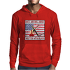 Rock and Roll- Written With Blood Mens Hoodie