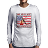 Rock and Roll- Written With Blood Mens Long Sleeve T-Shirt