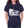 Rock Guitar Womens Polo