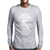Rock In Opposition Mens Long Sleeve T-Shirt