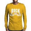 Rock Is Dead Paper Killed It Mens Long Sleeve T-Shirt