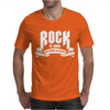 Rock Is Dead Paper Killed It Mens T-Shirt