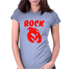 Rock Lobster Womens Fitted T-Shirt